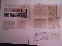 WWII Docs, Maps, & Posters for 1:6 Scale Figures (Dragon, 21st, DID)