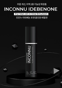 POGONIA IDEBENONE INCONNU for Men All in One Emulsion, Wrinkle, Anti aging care
