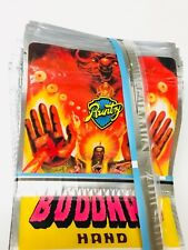 50ct Buddha's Hand Bags mylar Empty ziplock resealable packaging for cookies