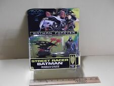 "Batman Forever Street Racer Batman 4.5""in Figure w/Pursuit Cycle Kenner 1995"
