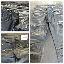 "MEN'S/YOUTHS RIPSTOP GLOBAL REDEMPTION JEANS   Waist 32""  Leg 30"" Button Fly (6)"