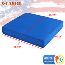 """NEW Balance Pad Stability Disc Exercise Fitness Training Board Gym Yoga XL 20"""""""