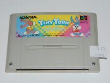 Super Famicom: Tiny Toons Adventure SHVC-TA (cartucho/cartridge)