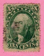 U.S.A. Etats-Unis - Emissions générales 1857 - N° 13 - Oblitéré