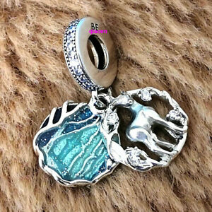 Authentic 925 Sterling Silver Harry Potter Snape Doe Patronus Dangle Charm NEW