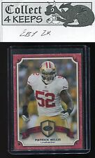 2013 Topps Legends in the Making #LM-PW Patrick Willis (San Francisco 49ers)