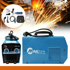 300 Amp Compact Electrode Inverter Welding Machine With Lcd Digital Ampermeter