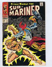 Sub-Mariner #4 Marvel 1968