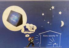 HOME SECURITY Fake TV Simulator LED Anti Theft Deterrent In Box STV-21