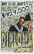 Motivational Classroom Poster, Inspirational School Message Poster: $329,000