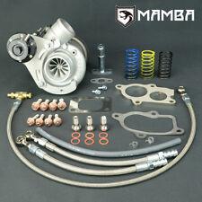 "MAMBA Billet GTX Turbocharger 2.35"" TD04HL-19T w/ 6cm T25 Hsg & 9 Blade Wheel"