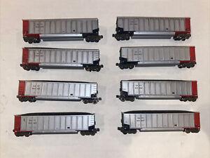 KATO N scale #106-4607 BethGon Coalporter CHTT 8 Car Set