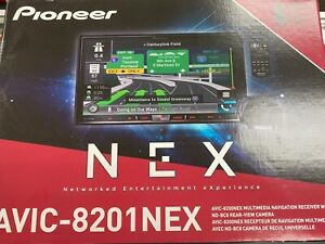NEW Pioneer AVIC8201 Double DIN Navigation Receiver AVIC-8201NEX android & Apple