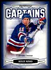 2006-07 Parkhurst Captains Kelly Kisio /3999 #199