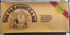 "The Farming Game 1979 Long Box ""Guaranteed Edition"" Brand New in Shrink Wrap"
