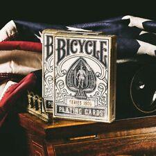 Bicycle 1900 Playing Cards - Ellusionist Vintage Look Bicycle Deck - Marked