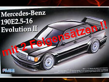 Mercedes-benz 190e 2.5-16 Evolution II kit Fujimi escala 1:24 OVP nuevo