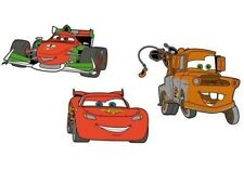 Disney Cars Foam Wall Stickers - Set of 3
