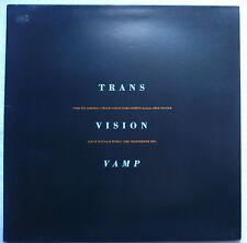 """TRANSVISION VAMP - B with U (The nighttripper mix) - UK-12""""-Maxi ltd. nbrd. ed."""