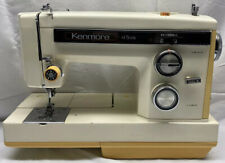 New ListingVintage Rare Kenmore 1781 Sewing Machine Convertible Accessories Original Box