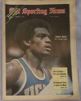 1971 March SPORTING NEWS SIDNEY WICKS UCLA NO LABEL
