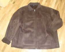 Man's Vintage Chocolate Jacket from Premier Man 2XL52/54