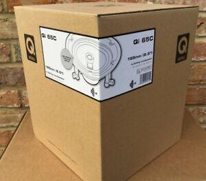 """Q Acoustics Qi65c 6.5"""" Ceiling Speakers (pair) white"""