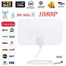 200 Mile Range Antenna TV Digital HD Skylink 4K Antena Digital Indoor Fashion