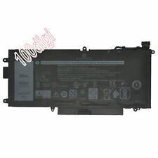 7.6V 60Wh K5XWW Battery for Dell Latitude 5289 7280 7389 7390 725KY N18GG 71TG4