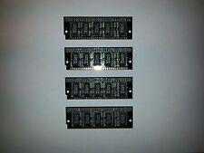 CTS 4MB (1MBx4) SIMM 386 386SX 386DX 80386 80386SX  80386DX 30-pin RAM PC Memory