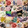 22Style 50g Natural Quartz Crystal Stone Mineral Gravel Healing Fish Tank Decor
