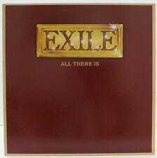 EXILE - ALL THERE IS - POP ROCK VINYL LP