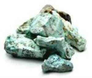 1 lb Turquoise Raw Untumbled