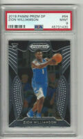2019 Panini Prizm Draft Picks #64 Zion Williamson RC Rookie PSA 9 MINT