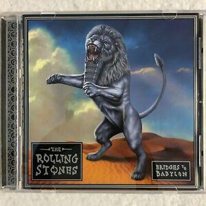 Bridges to Babylon CD Rock The Rolling Stones 90s 13 Song Studio Album Low Down