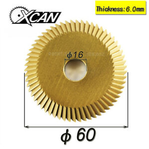 Key cutting machine blade 100 tooth for wenxing 268A tools saw blade Titanium