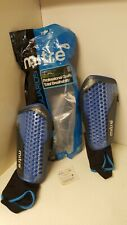 Mitre Football Shinguards Shin pads Aircell Dual Density Professional XL