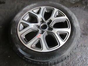 "FIAT 500 X GENUINE 17"" ALLOY WHEEL 215/55/17 7J ET40 735624968 (REF: I17)"
