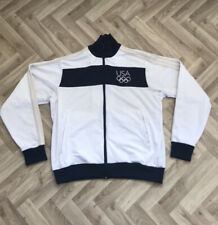 Rare Genuine Adidas Athens 2004 Olympics Team USA Track Jacket L
