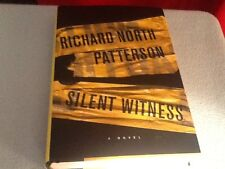Silent Witness Richard North Patterson Signed First Edition