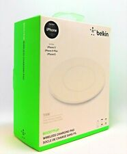 Belkin Apple iPhone 11/X/8/8 plus  Boost Up Wireless Charging Pad - White