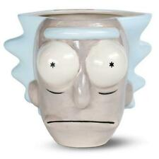Rick E Morty 3D Tazza Rick Merchandising Ufficiale