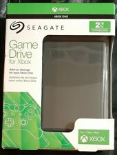 🆕️Seagate⚡2TB⚡External Hard Drive for Xbox1️⃣‼➖STEA2000700➖⚡Portable⚡📦SEALED📦