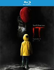 It (Blu-ray Disc ONLY, 2018)