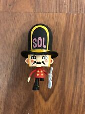 Funko Mystery Mini One Piece Toy Soldier 1/72 Chase Figure Rare One Leg