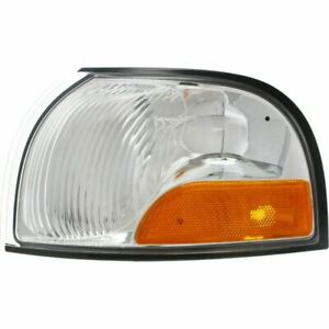 New FO2520158 Left Corner Light for Mercury Villager 1999-2002