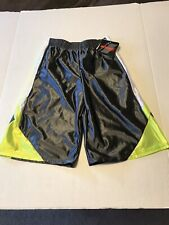 Cougar Sports Boys Athletic Shorts 14/16 NWT