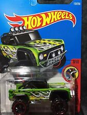 Hot Wheels Custom Ford Bronco Green   KMart   9/24 NEW