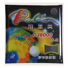 2Pcs Palio CJ8000 Table Tennis Ping Pong Racket Rubber Hardness 36-38°