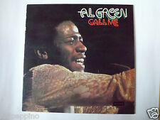 "AL GREEN ""CALL ME"" VINILE LP LONDON"